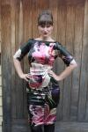 Gertie's wiggle dress