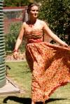 Floral Franken-dress