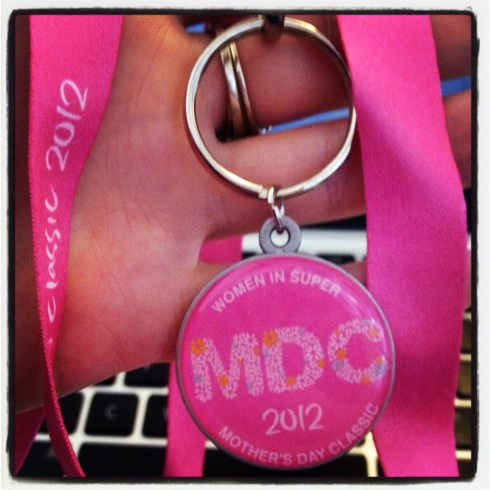 MDC medal