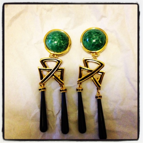 Alexis Kirk earrings